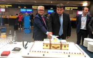 Pobeda launches Milan Bergamo to St. Petersburg link