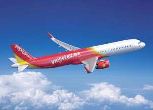 Vietjet orders 50 more Airbus A321neo aircraft