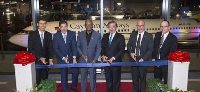 Cayman Airways takes delivery of its first Boeing 737 MAX 2
