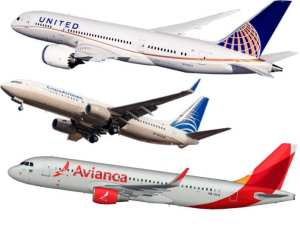 United Airlines expands partnership with Copa and Avianca