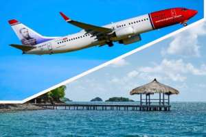 Martinique welcomes Norwegian Air's inaugural flight from Montréal