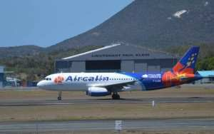 France aids New Caledonia airline