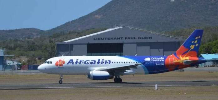 France aids New Caledonia airline 14