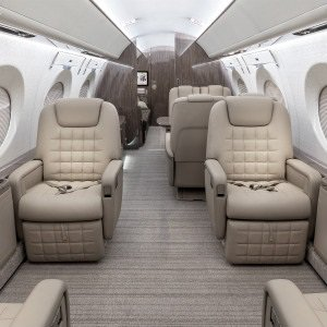 Qatar Airways welcomes its first ultra-modern state-of-the-art executive jet
