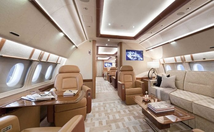 Airbus Corporate Jets display points way to future of business aviation 1