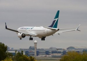 WestJet flies from Halifax to Dublin
