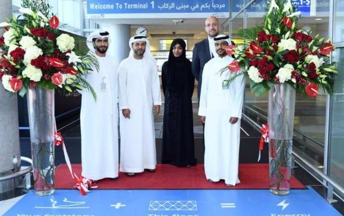 Abu Dhabi International Airport Becomes First Transport Hub to Harvest Energy and Data from Passengers' Footsteps in Middle East 1