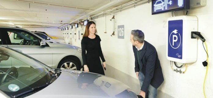 """Frankfurt Airport introduces new """"eParking"""" product 9"""
