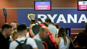 Irish carrier named 'worst short-haul airline' for the sixth year running