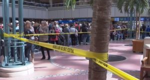 TSA officer at Orlando Airport jumps to his death