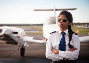 Women with altitude: Five times equality won in aviation during 2018