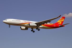 Hainan Airlines announces nonstop Beijing-Oslo service