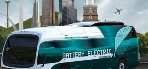 San Francisco International Airport purchases six new electric buses