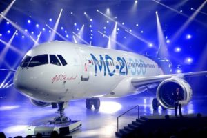 Russia to replace its new passenger jet's US engines with the Russian-made ones