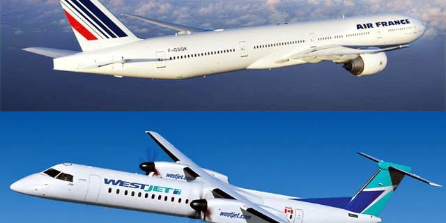 WestJet and Air France deal gives passengers access to seven cities in France, Italy and Greece 1