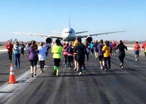 YQB 5K: 1,200 to run Québec City Jean Lesage International Airport's runway