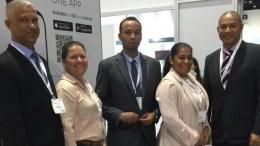 Air Seychelles at Airport Show 2019 18