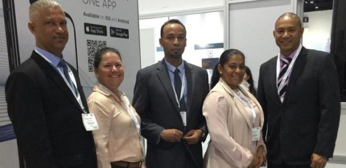 Air Seychelles at Airport Show 2019 1