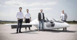 Lilium: Air taxis to service world's major cities by 2025