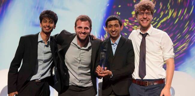 Netherlands student team wins Airbus Fly Your Ideas 2019 global competition 6