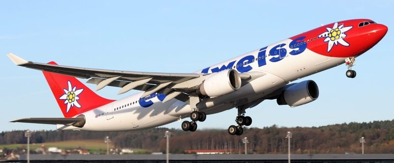 Lufthansa Group's airline Edelweiss offers CO2 offsetting within booking process 5