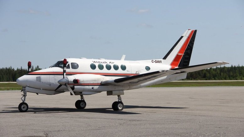 Canada's Wabusk Air banned from providing commercial air services 1
