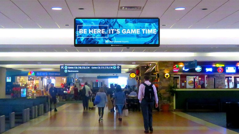 Clear Channel Airports signs new agreement with Palm Beach International Airport 1
