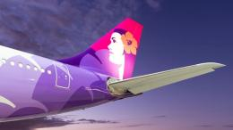 Now departing: Hawaiian Airlines Fukuoka-Honolulu flights 43