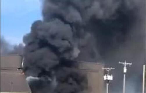 Texas plane crash: All onboard dead – Another King Air aircraft consumed by fire 2