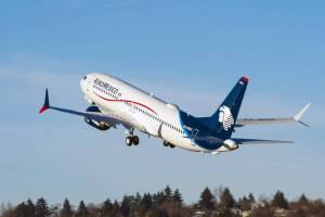 Aeromexico: 1,753,000 passengers transported in June