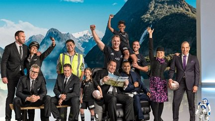 Air New Zealand launches new 'Air All Blacks' safety video 1