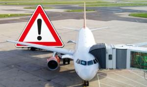 Chaos at London's Gatwick airport after all flights suspended