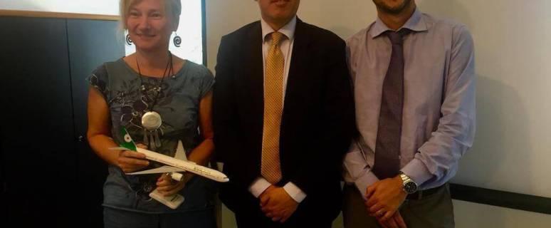 Eva Air plans new direct flight from Milan to Taipei 12