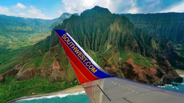 Southwest Airlines expands Hawaii service 1
