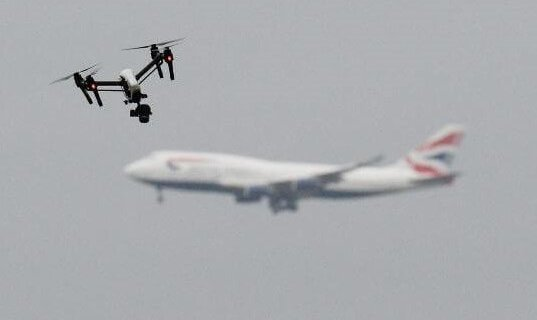 Eco-activists planning to shut down Heathrow Airport with drone flights 8
