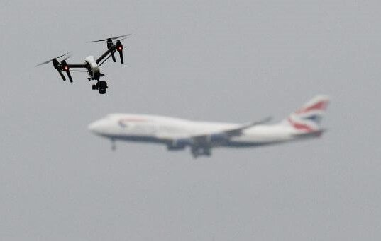Eco-activists planning to shut down Heathrow Airport with drone flights 1