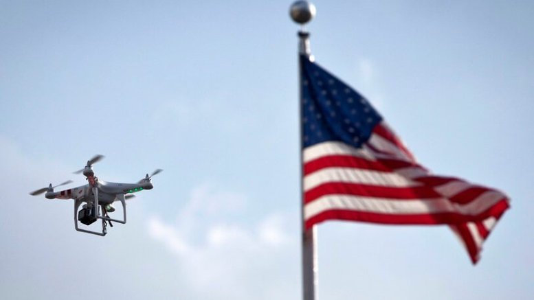 FAA establishes intermittent drone restrictions over select federal facilities 1