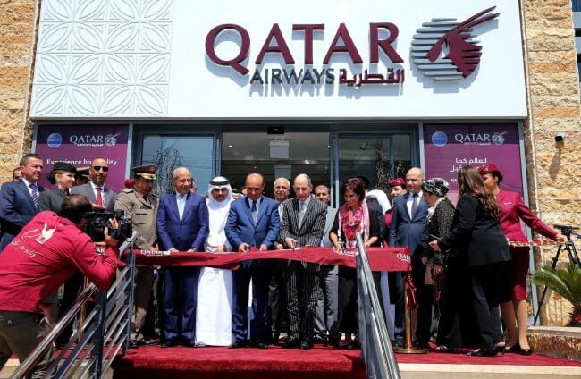 Qatar Airways opens new office in Amman, Jordan 1