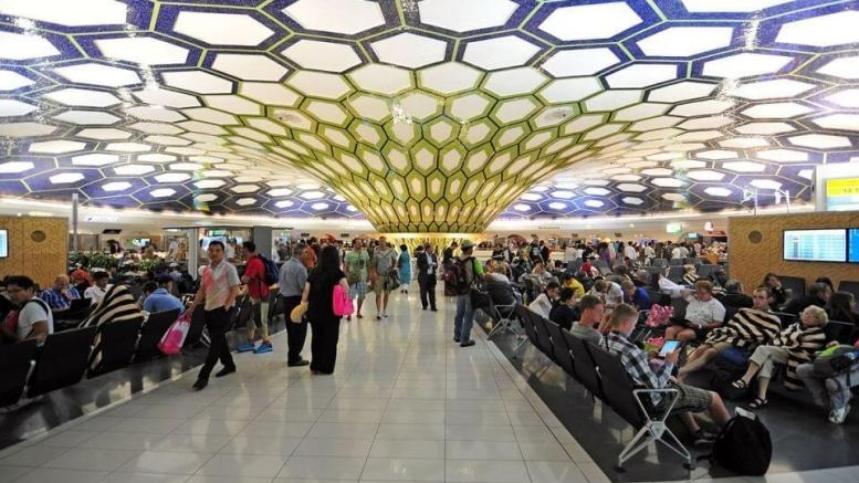 Over 4.5 million passengers pass through Abu Dhabi International Airport during summer 1