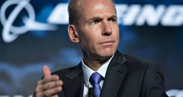 Boeing CEO: The company to focus on product and services safety 6