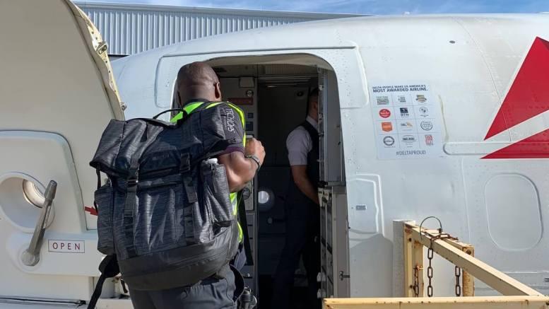 Delta relief flight to Bahamas evacuates Dorian survivors, delivers 4,700 pounds of supplies 1