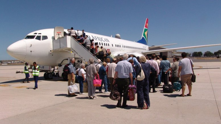 Unions support South African Airways pilot strike amidst allegations of gross misconduct 1