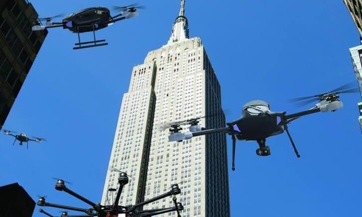 FAA declares New York City Marathon a No Drone Zone 1