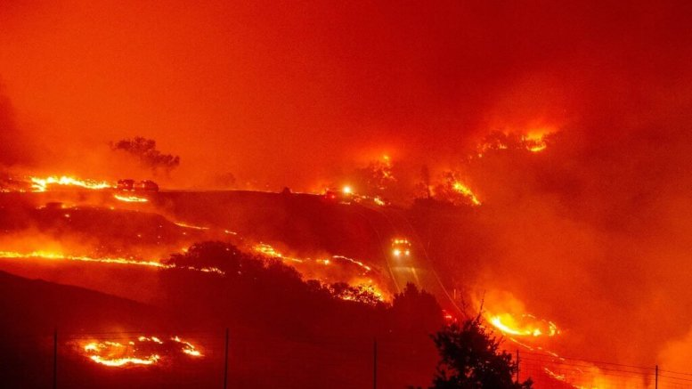 United Airlines supports relief efforts for victims of California wildfires 1