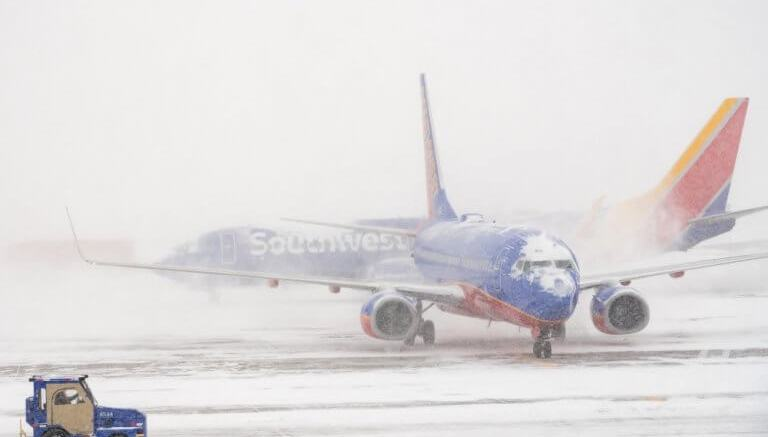 Southwest Airlines issues Denver travel advisory 1
