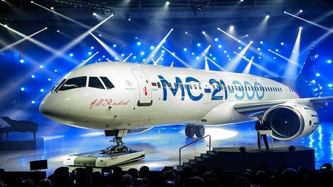 Russia to produce 72 new MC-21 passenger planes a year by 2025 1