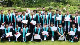 Saudi Arabian students graduate from New Zealand air traffic controllers program 24