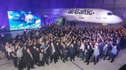 Airbus rolls out 100th A220 aircraft produced 21