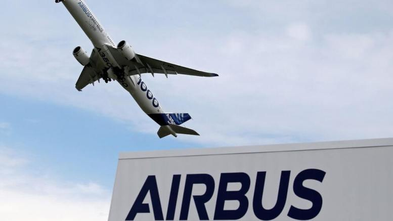 Landmark month: Airbus logs new orders for 415 jets in October 1
