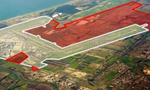Expansion of Fiumicino Airport denied